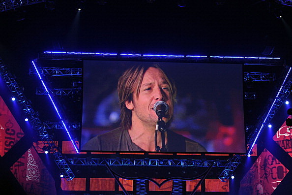 Keith Urban screen shot