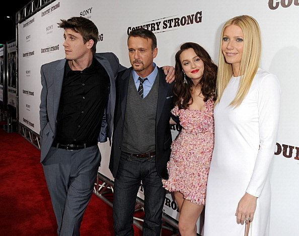 """Country Strong"" Cast"