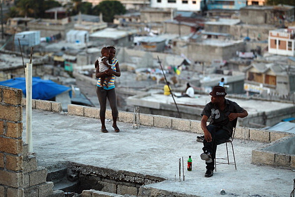 Year After Earthquake In Haiti