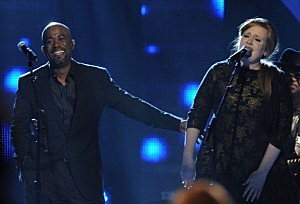 Darius and Adele