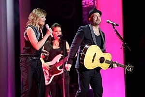 sugarland peace concert