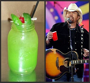Toby Keith Swamp Water