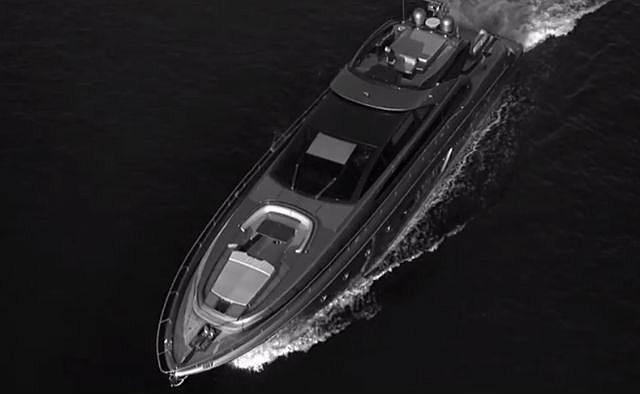 kenny's yacht