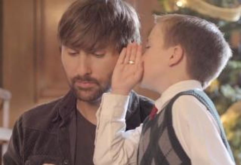 new video from lady antebellum holly jolly christmas video
