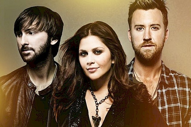 "Lady Antebellum's ""Golden"""