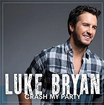 "Luke Bryan ""Crash My Party"""