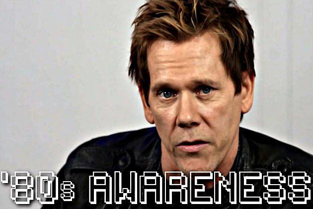 Kevin Bacon 1980's Awareness