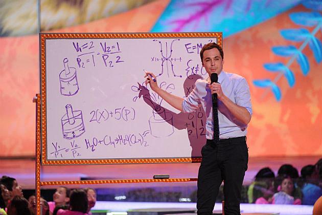 Sheldon Cooper (Jim Parsons)