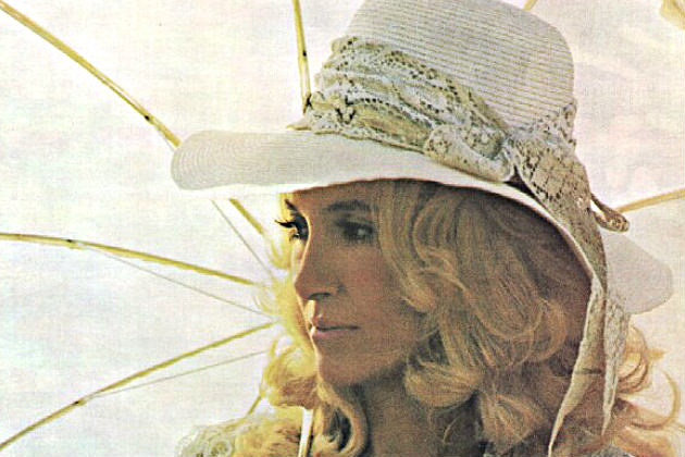Tammy Wynette -- Woman To Woman Album Cover
