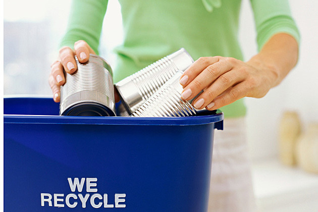 research papers on recycling