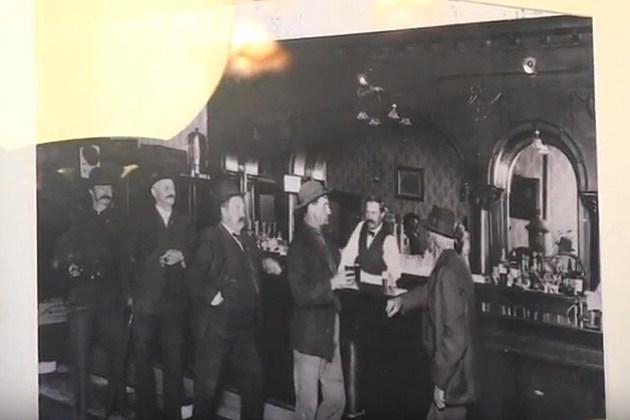 Olde Brick House original bar