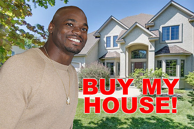 Adrian Peterson House For Sale